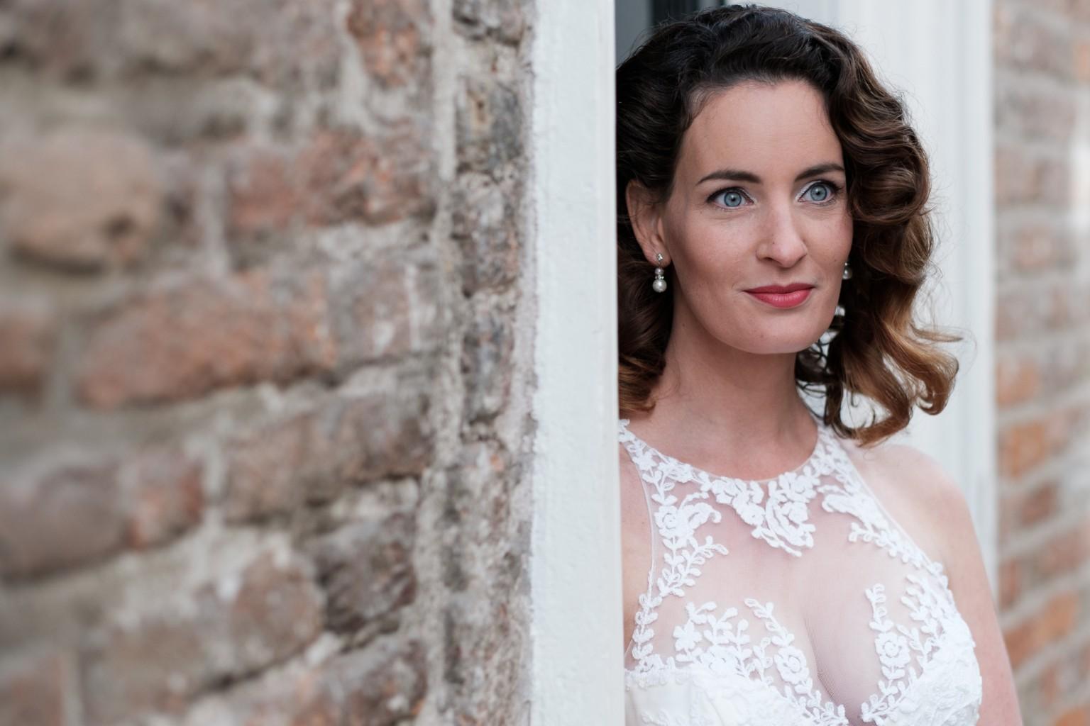 Bruid op de Brink in Deventer