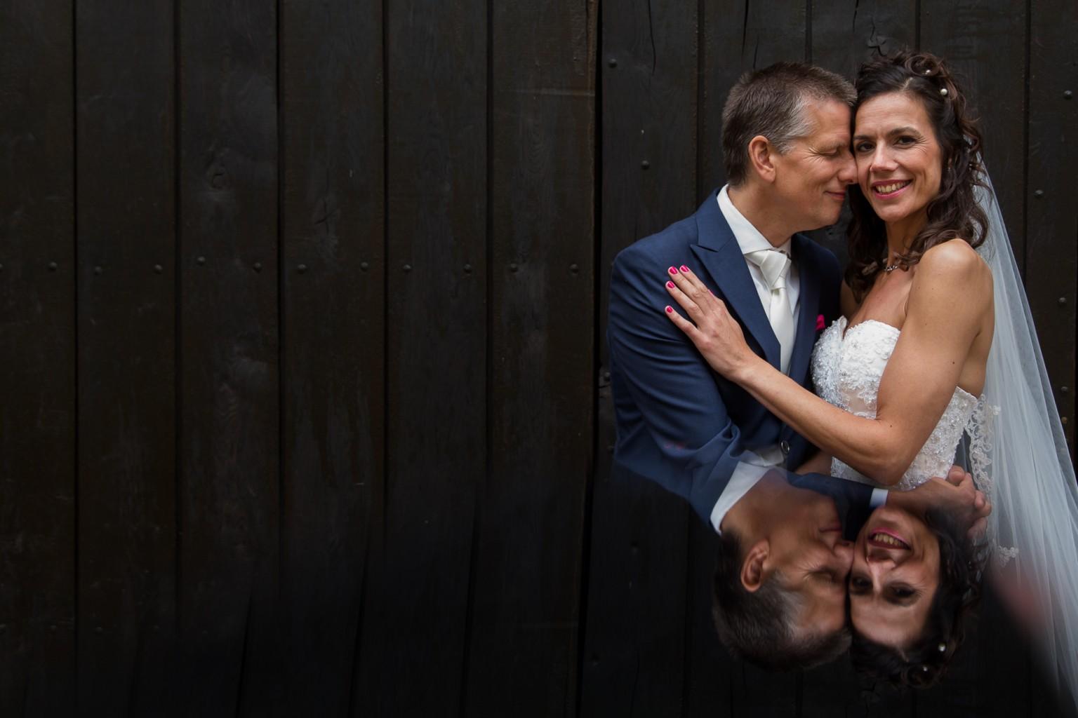 Trouwen in Zutphen met bruidsfotograaf Peter Lammers - prisma