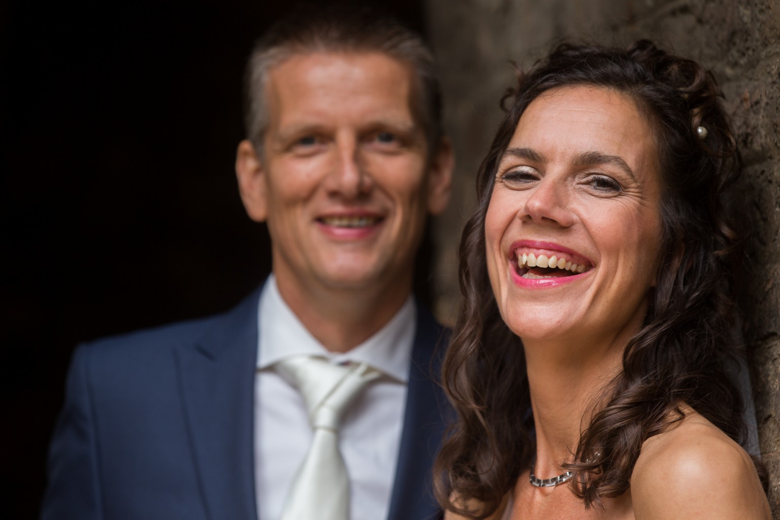 Bruidsreportage in Zutphen