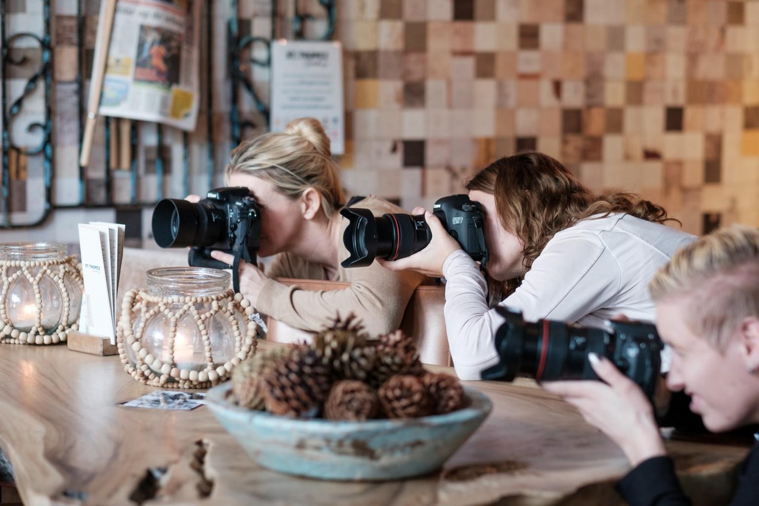 Workshop bruidsfotografie door bruidsfotograaf Peter Lammers