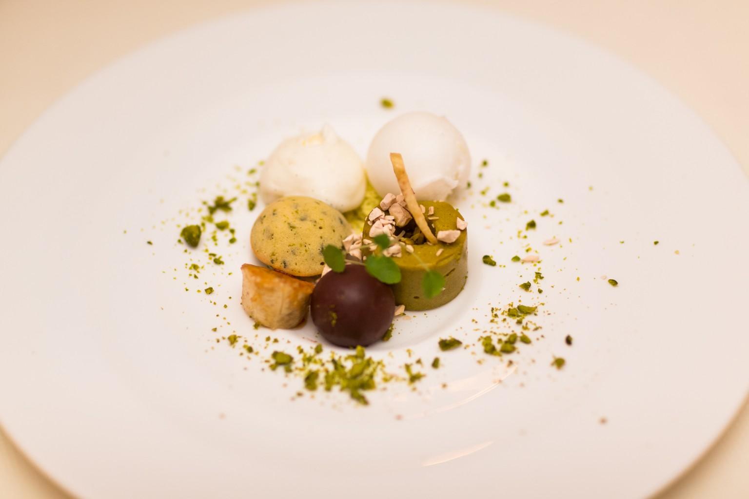 Dessert Kasteel Engelenburg Brummen - trouwfotograaf Peter Lammers