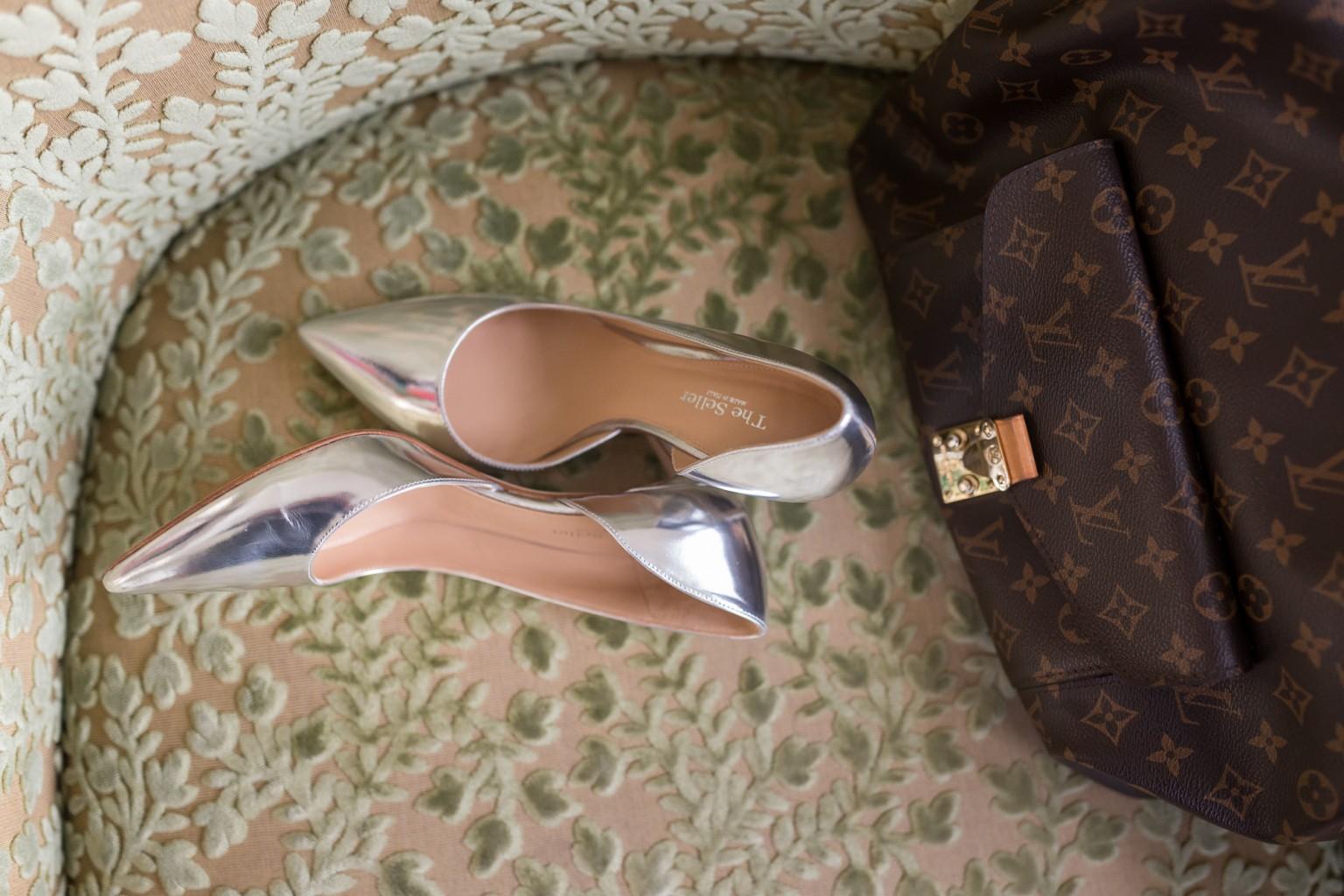 Schoenen van de bruid - The Seller