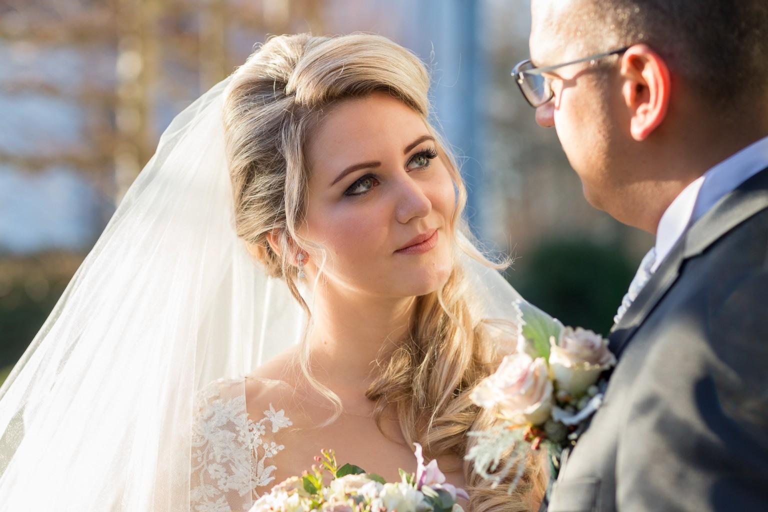 Trouwreportage door trouwfotograaf Peter Lammers bij Kasteel Engelenburg in Brummen