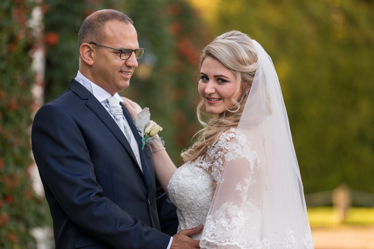 First look at Engelenburg Castle - Brummen - Wedding photographer Peter Lammers