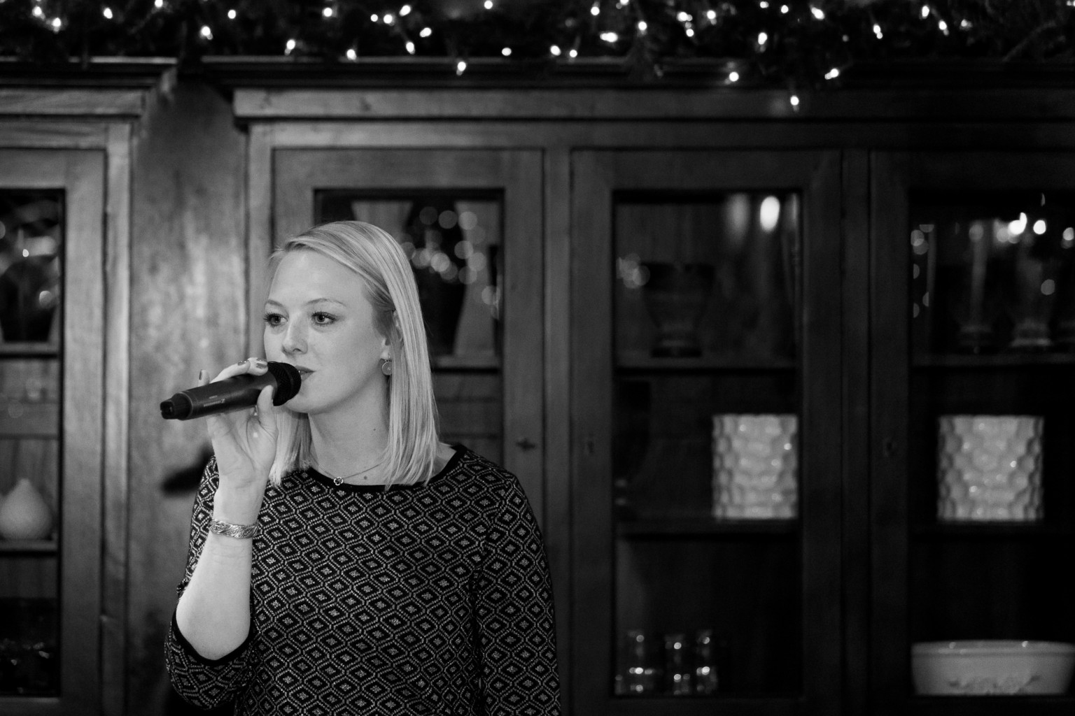 Optreden zangeres bij huwelijksceremonie Kasteel Engelenburg in Brummen