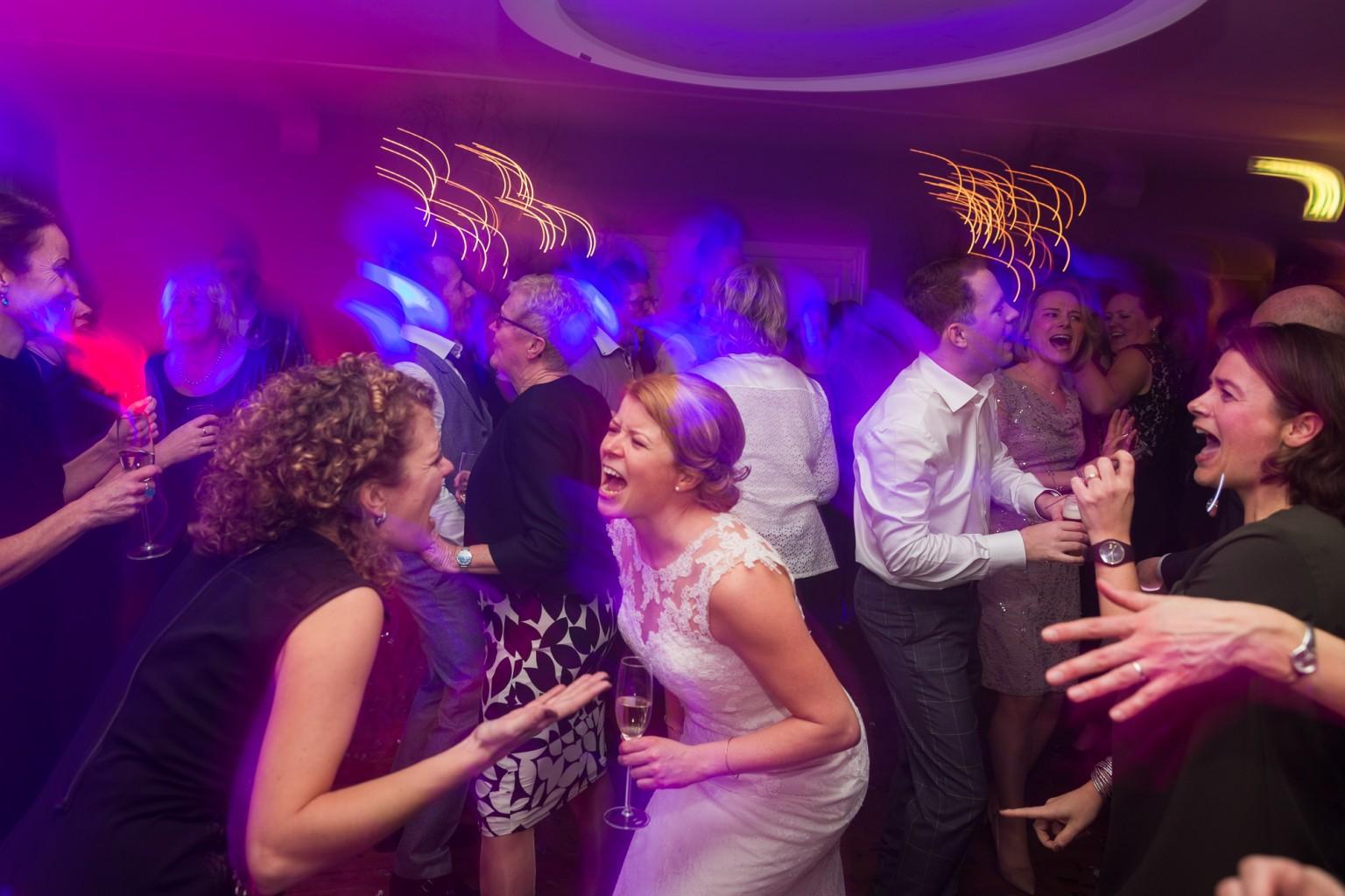 Professionele foto's feest bruiloft