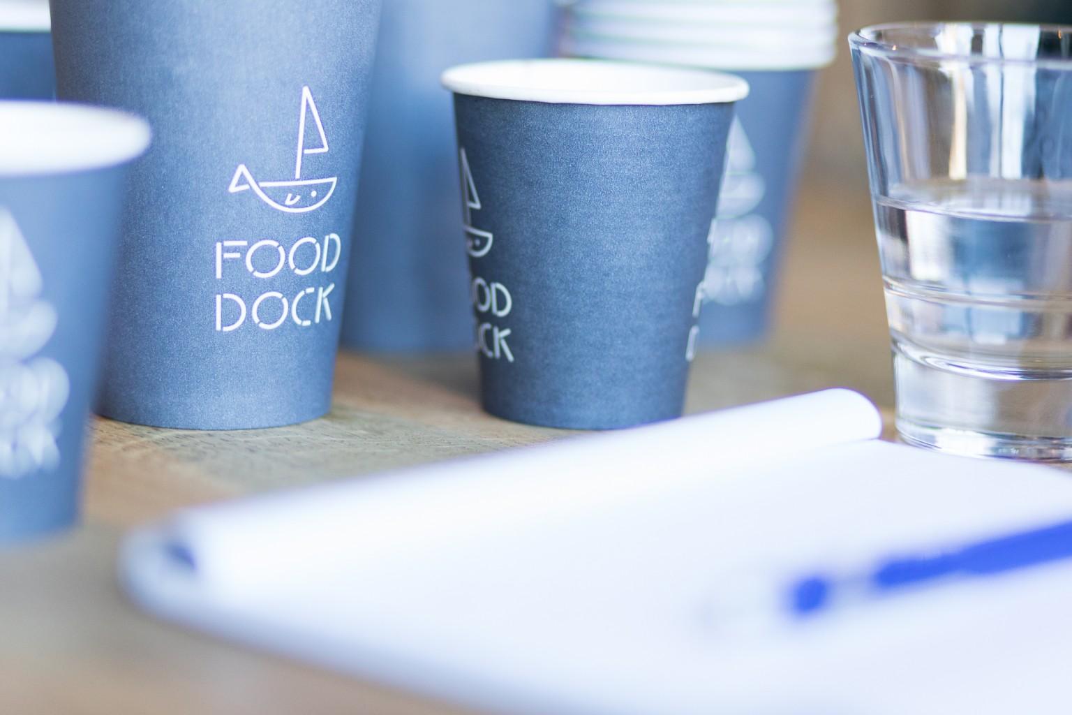 Workshop bij Fooddock in Deventer