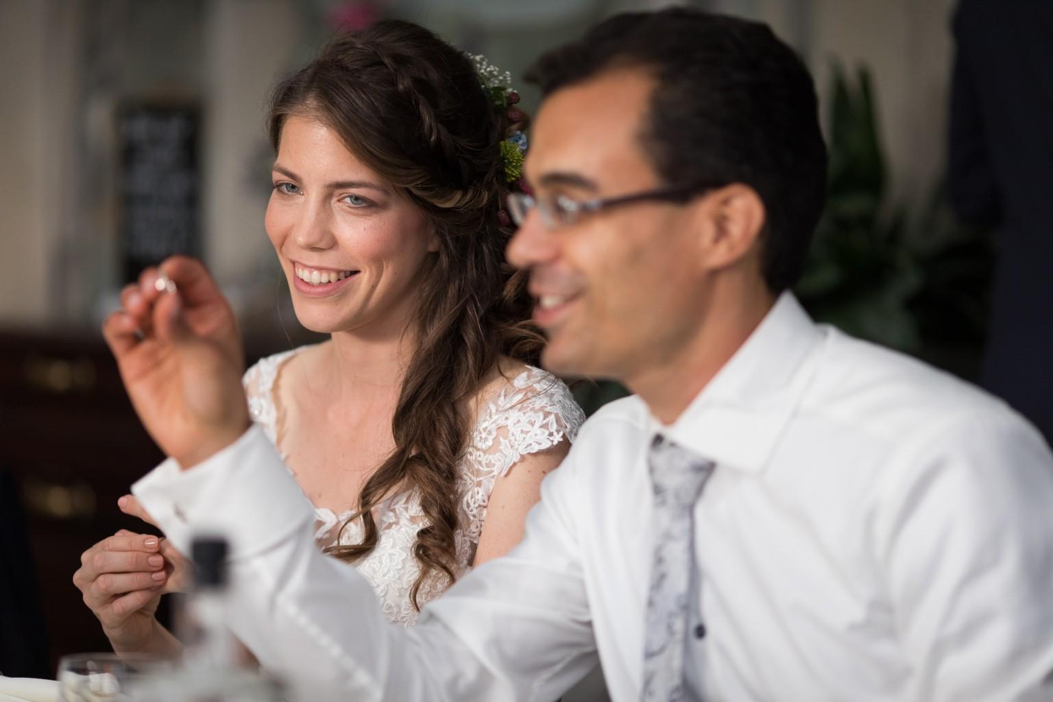 Bekijken ring bruid