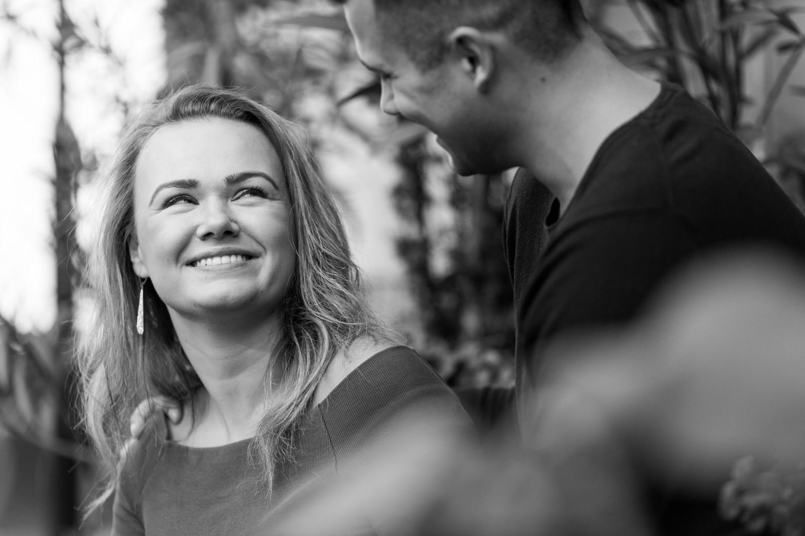 Verlovingsreportage in Deventer door bruidsfotograaf Peter Lammers