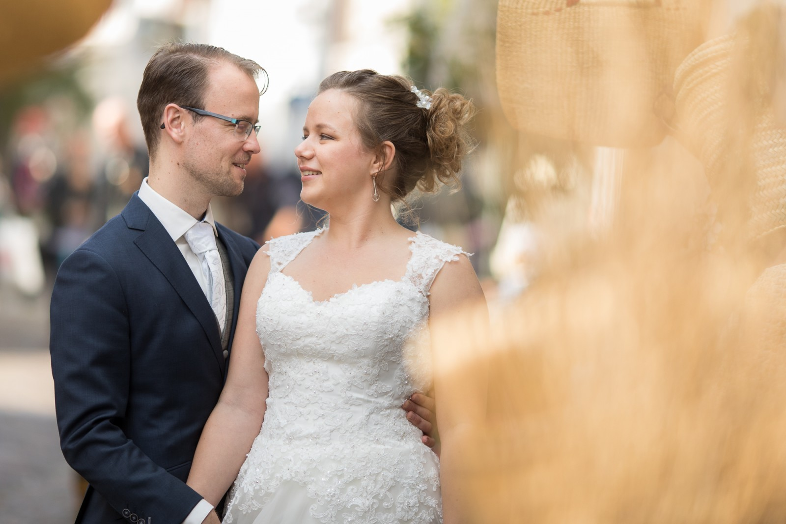 Bruidsreportage van Koen en Marieke