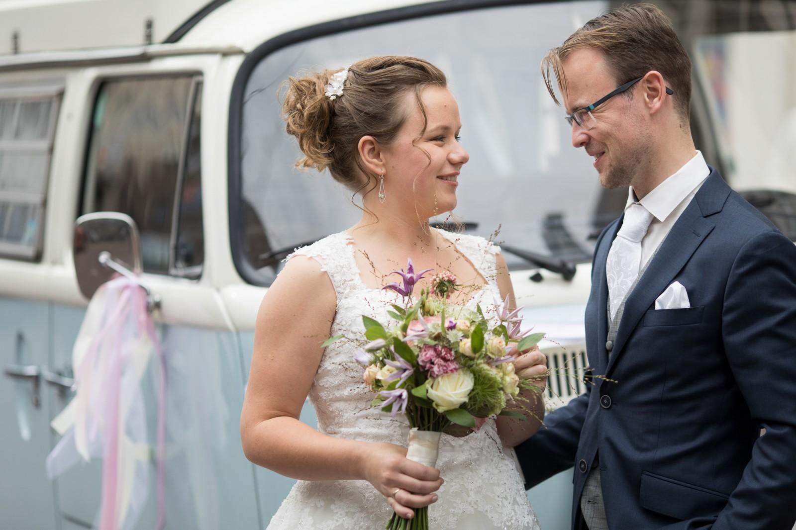 Bruidsreportage Koen en Marieke