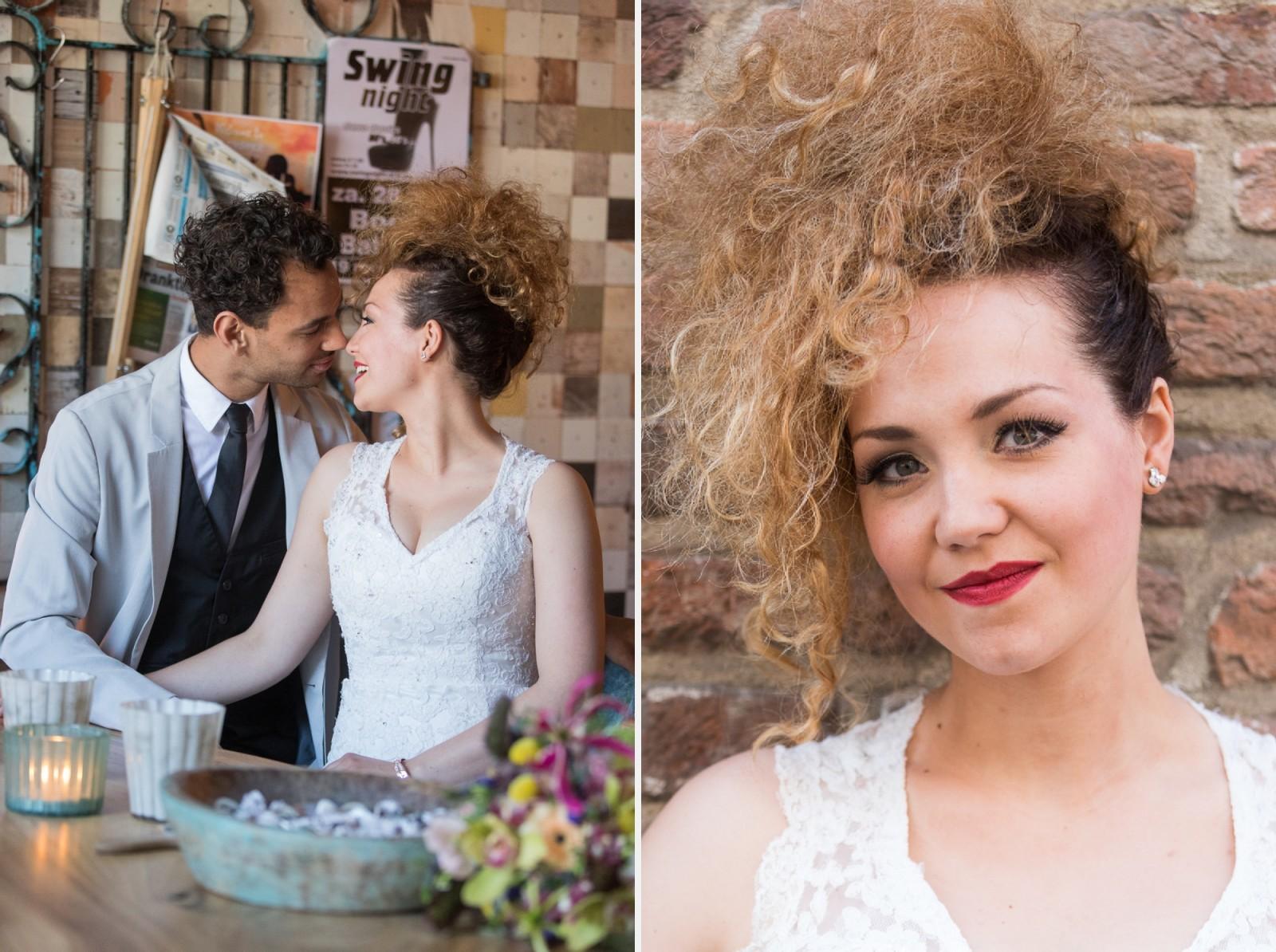 Bruidsrepotage bij St. Tropez in Deventer