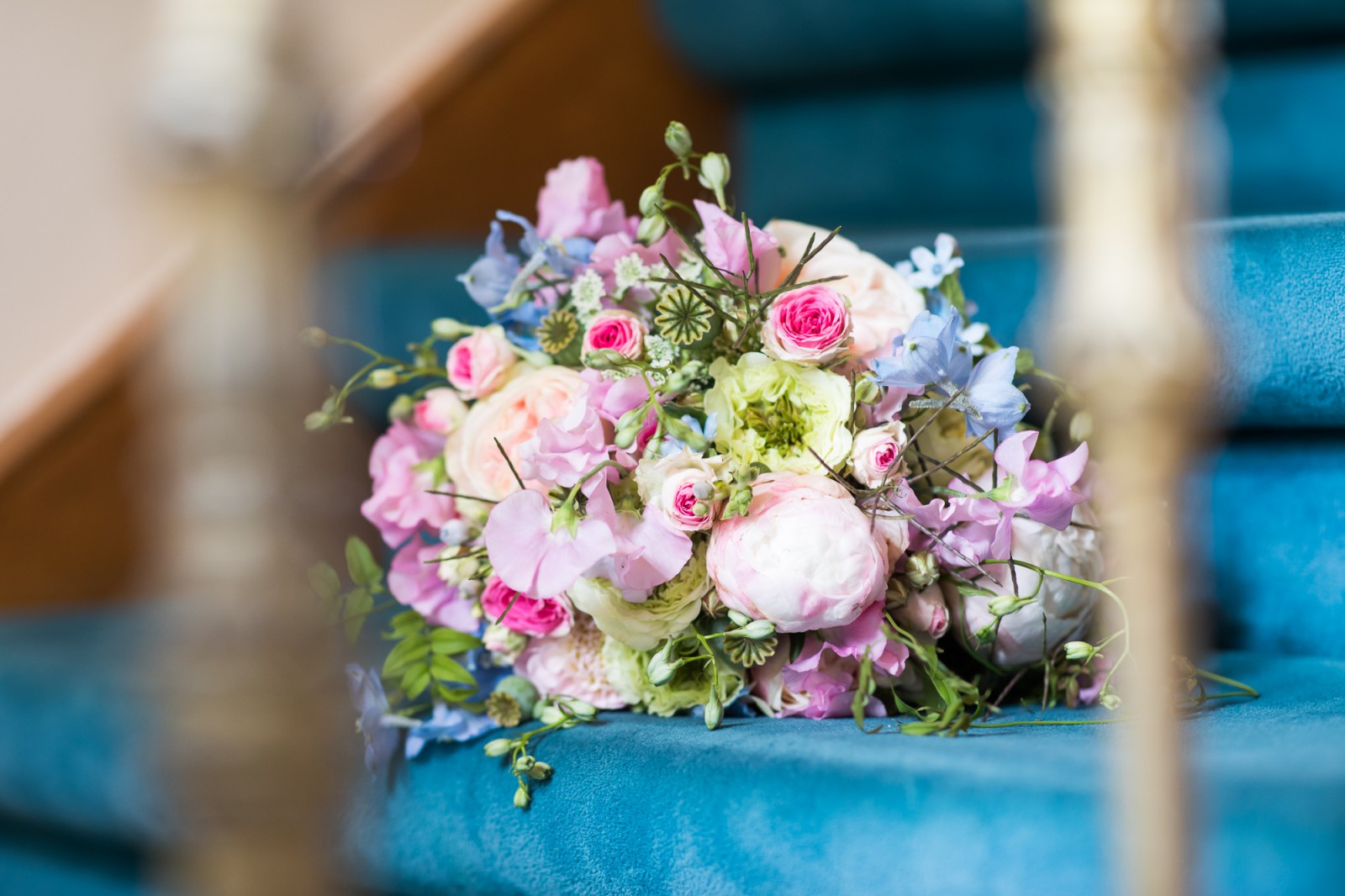 Bruidsboeket van Fleurissant