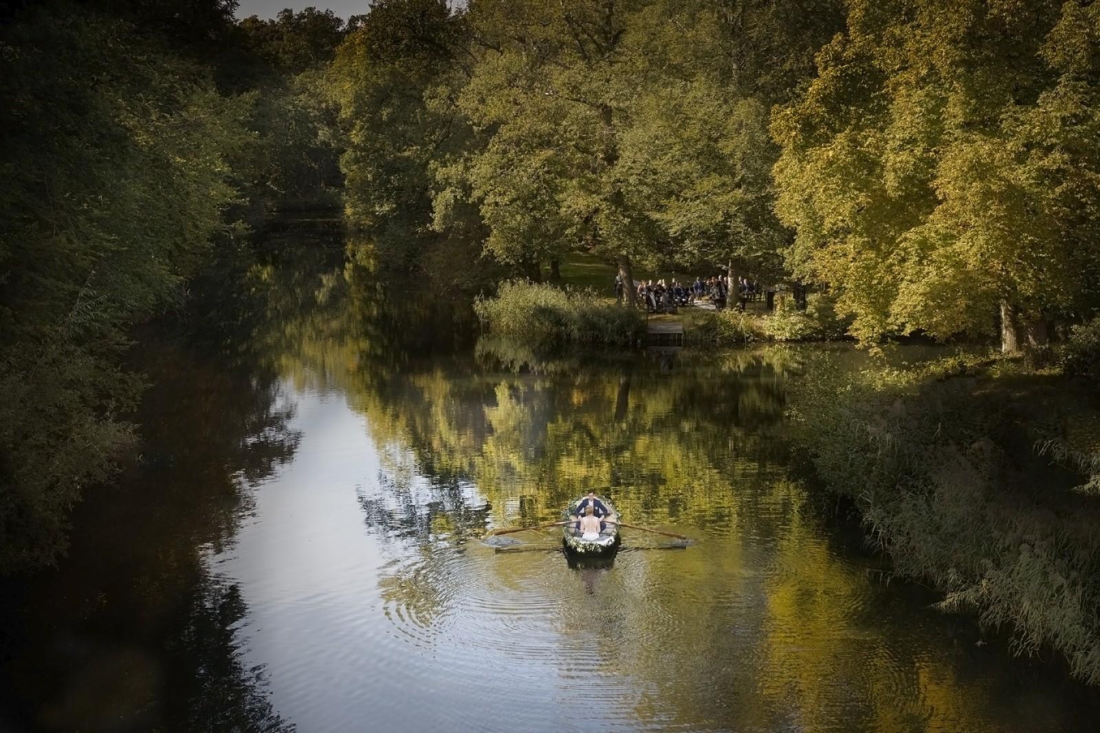 Huwelijksbootje Den Alerdinck