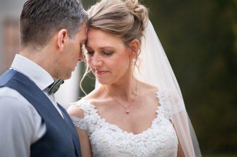 Bruidsreportage gouden uurtje