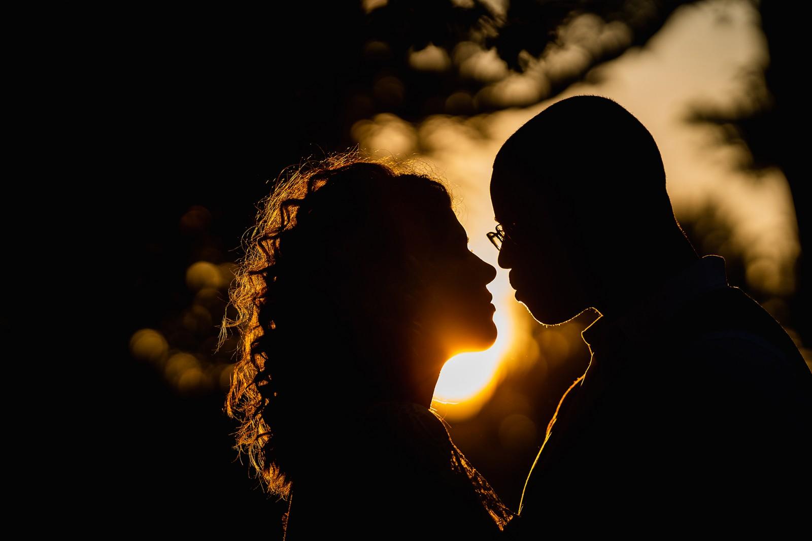 Silhouet - loveshoot