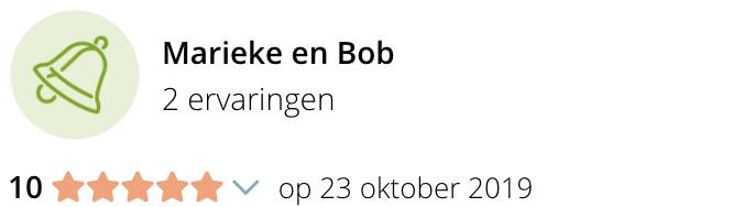 Review Bob en Marieke Zwolle
