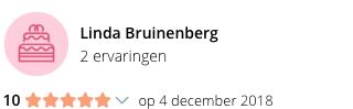 Review van Linda Goris Bruinenberg