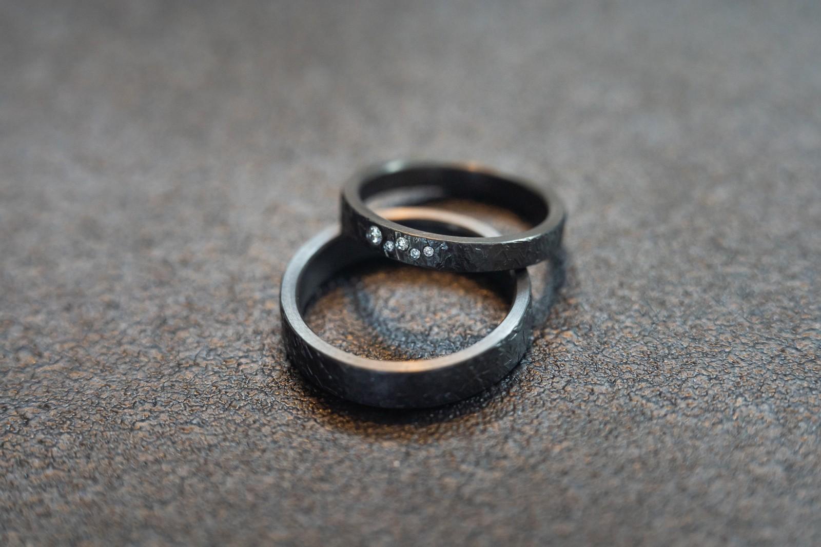 Ringen van Lennart Sieraadontwerp